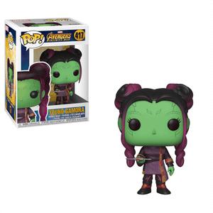Marvel Infinity War Young Gamora with Dagger Funko Pop! Vinyl