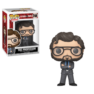 Figurine Pop! Le Professeur La casa de papel