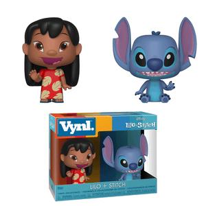 Disney Lilo & Stitch Vynl.
