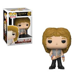 Pop! Rocks Queen Roger Taylor Pop! Vinyl Figure