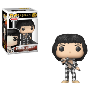 Figura Funko Pop! Rocks - Freddie Mercury - Queen