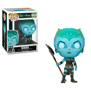 Figura Funko Pop! - Kiara - Rick y Morty