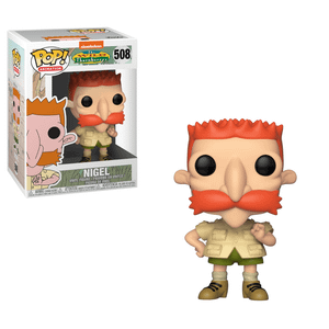 The Wild Thornberrys Nigel Funko Pop! Vinyl