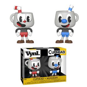 Cuphead & Mugman Funko Vynl.