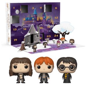 Calendrier De L'Avent Funko Pocket Pop! Harry Potter - 2018