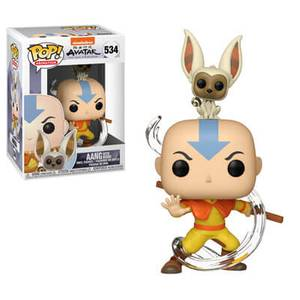 Avatar Aang with Momo Funko Pop! Vinyl