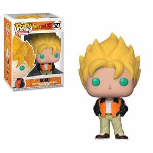 Figurine Pop! Goku Décontracté Dragon Ball Z