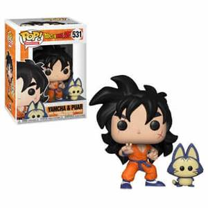 Dragon Ball Z - Yamcha e Puar Figura Pop! Vinyl