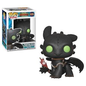 Figurine Pop! Krokmou - Dragons 3
