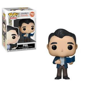 Modern Family Phil Figura Pop! Vinyl