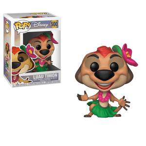 Disney Lion King Luau Timon Pop! Vinyl Figure
