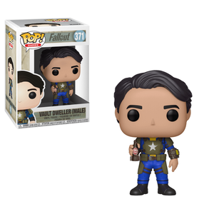 Fallout Vault Dweller Male Pop! Vinyl Figure