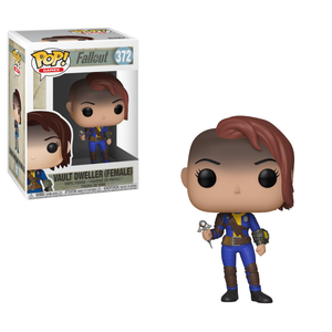 Fallout Vault Dweller Female Funko Pop! Vinyl