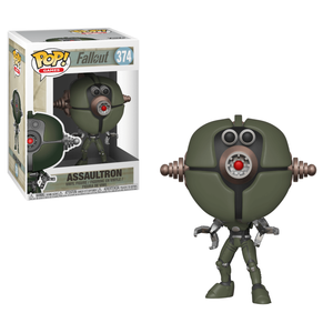 Figurine Pop! Assaultron Fallout