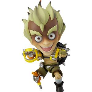 "Overwatch Junkrat ""Classic Skin Edition"" Nendoroid Actionfigure"