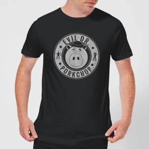 Toy Story Dr Porkchop Men's T-Shirt - Black