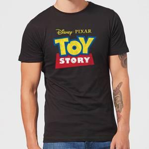 T-Shirt Homme Logo Toy Story - Noir