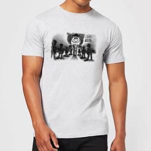 T-Shirt Homme Bayonne le Méchant Toy Story - Gris