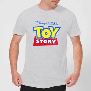 T-Shirt Homme Logo Toy Story - Gris