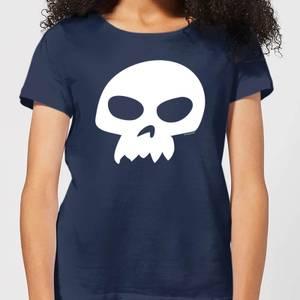 Toy Story Sid's Skull Women's T-Shirt - Navy