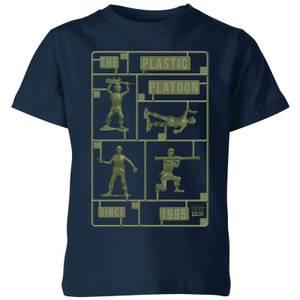 Toy Story Plastic Platoon Kids' T-Shirt - Navy