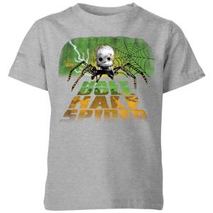 Toy Story Half Doll Half Spider Kids' T-Shirt - Grey