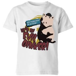 T-Shirt Enfant Bayonne Toy Story - Blanc