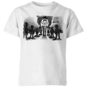 Toy Story Evil Dr Pork Chop Speech Kids' T-Shirt - White