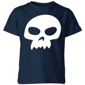 Toy Story Sid's Skull Kids' T-Shirt - Navy