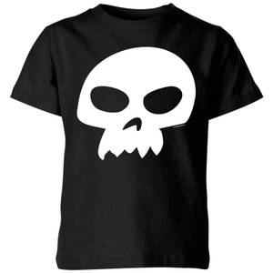 Toy Story Sid's Skull Kids' T-Shirt - Black