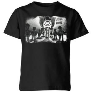 T-Shirt Enfant Bayonne le Méchant Toy Story - Noir