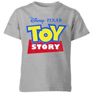 T-Shirt Enfant Logo Toy Story - Gris