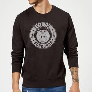 Toy Story Dr Porkchop Sweatshirt - Black