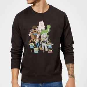 Toy Story Group Shot Sweatshirt - Black