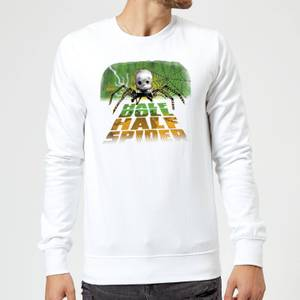 Toy Story Half Doll Half-Spider Sweatshirt - White