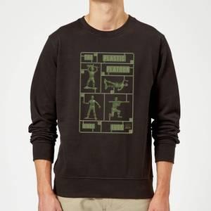 Toy Story Plastic Platoon Sweatshirt - Black
