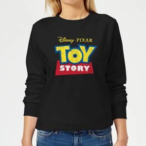 Sweat Femme Logo Toy Story - Noir