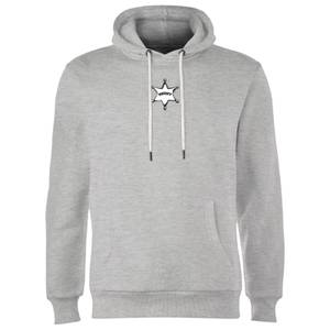 Sweat à Capuche Homme Sheriff Woody Toy Story - Gris