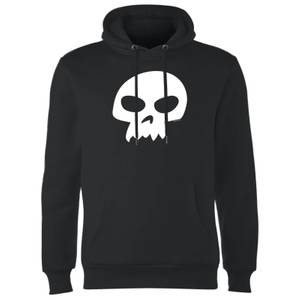 Toy Story Sid's Skull Hoodie - Black