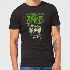 T-Shirt Homme Portrait Plague Of The Zombies - Noir