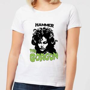 Hammer Horror The Gorgon Women's T-Shirt - White