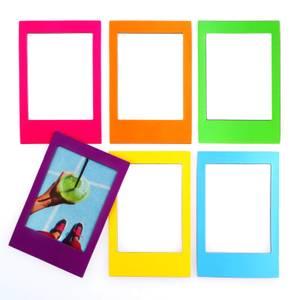 Rainbow Magnetic Frames