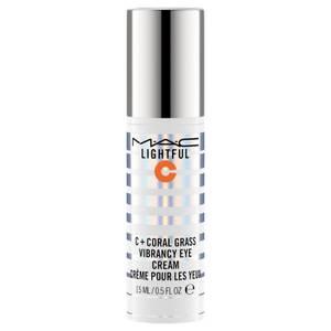 MAC Lightful C + Coral Grass Vibrancy Eye Cream