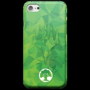 Coque Smartphone Mana Vert - Magic : L'Assemblée pour iPhone et Android