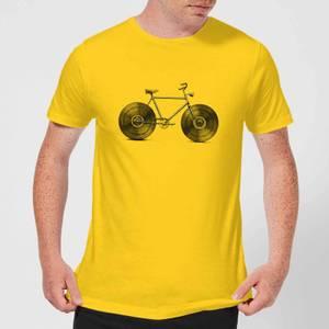 Florent Bodart Velophone Men's T-Shirt - Yellow