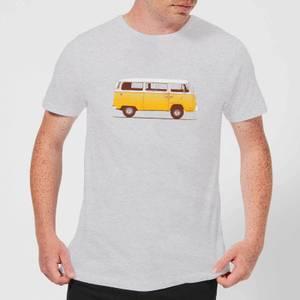 Florent Bodart Yellow Van Men's T-Shirt - Grey