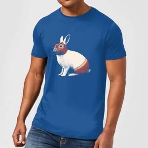 Florent Bodart Lapin Catcheur Men's T-Shirt - Royal Blue