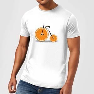 Florent Bodart Citrus Men's T-Shirt - White
