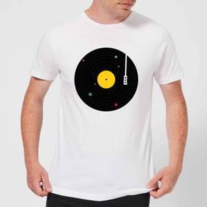 Florent Bodart Music Everywhere Men's T-Shirt - White