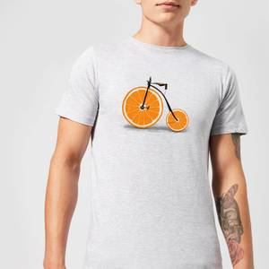 Florent Bodart Citrus Men's T-Shirt - Grey